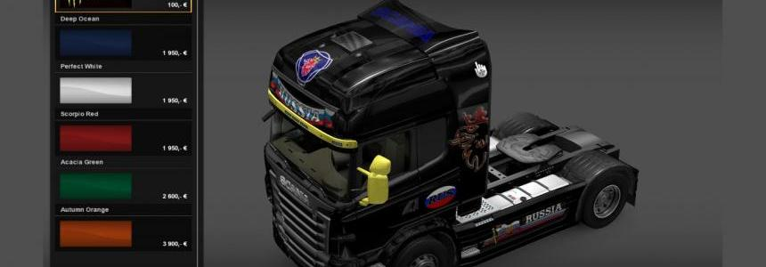Scania Skin by Nikita2000