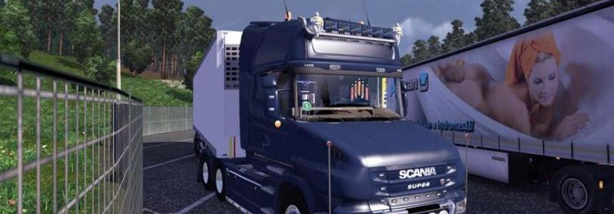 Scania T Longline reworked v2.1