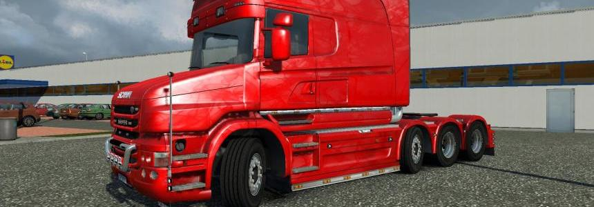 Scania T Longline reworked v2.2