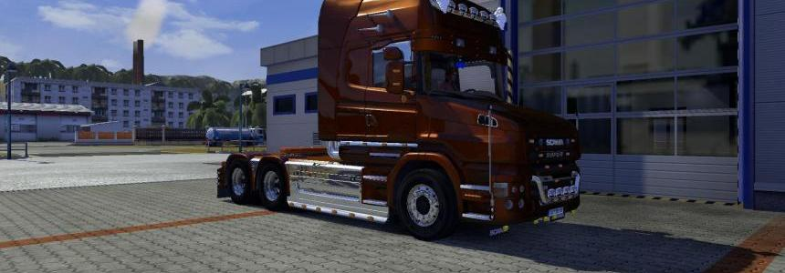 Scania T Longline reworked v2.3