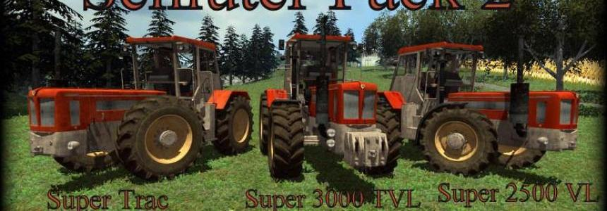 Schluter Super Pack 2 v1.0