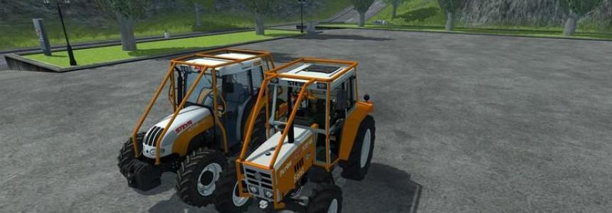 Steyr Pack Forest v1.0