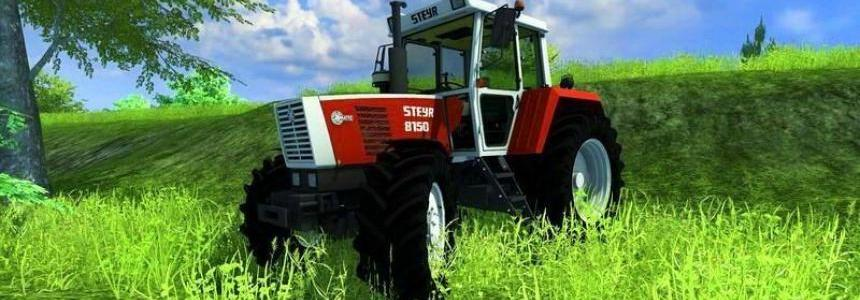 Steyr 8150 Turbo Final version