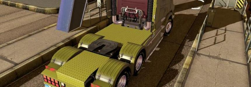 Toll barrier Toll Gate v1.0
