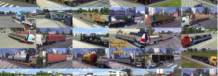 Trailers and Cargo Pack by Jazzycat 2.5