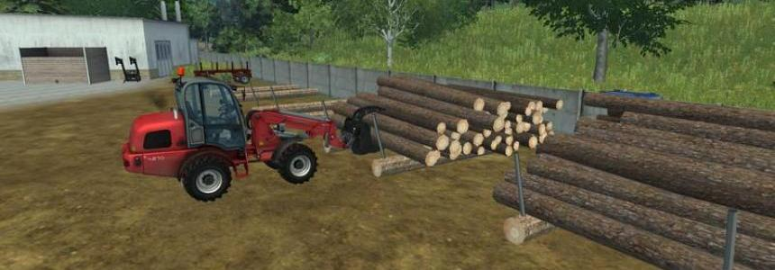 Tree trunk stock v1.0