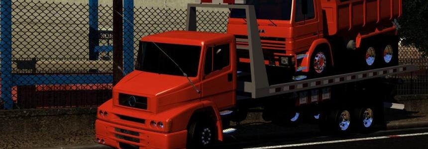 Truck Mercedes-Benz 1620 – ATRON