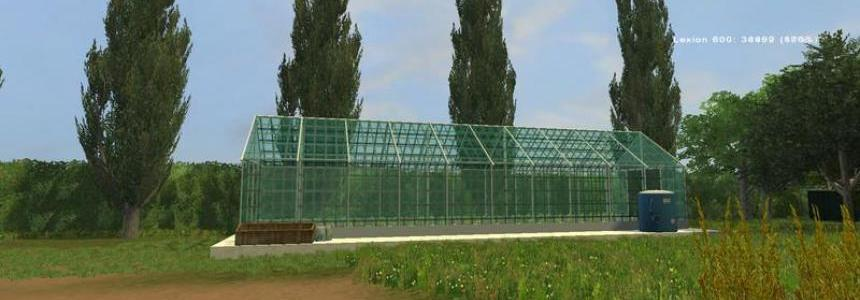 Upk cucumber house v1.0
