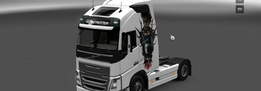 Volvo FH 2012 Hannibal Skin