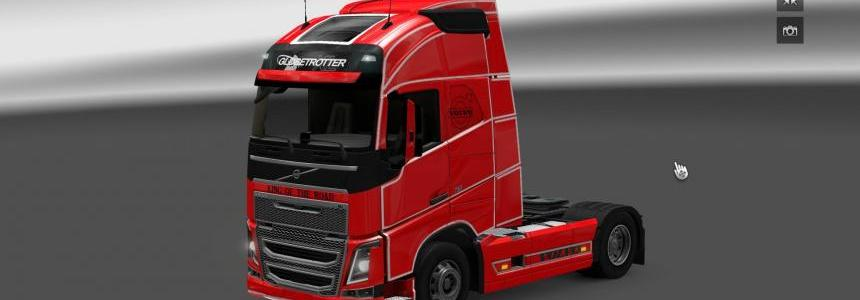 Volvo FH 2012 Simple Skin