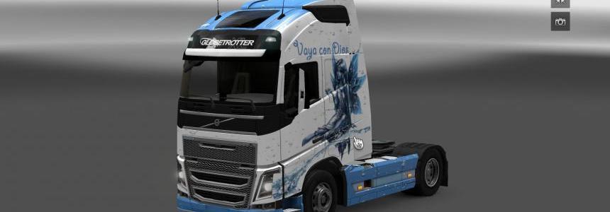 Volvo FH 2012 Vaya Con Dios Skin