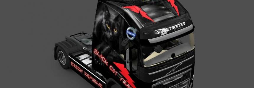 Volvo FH16 2012 Black Cat Trans 1.10.1