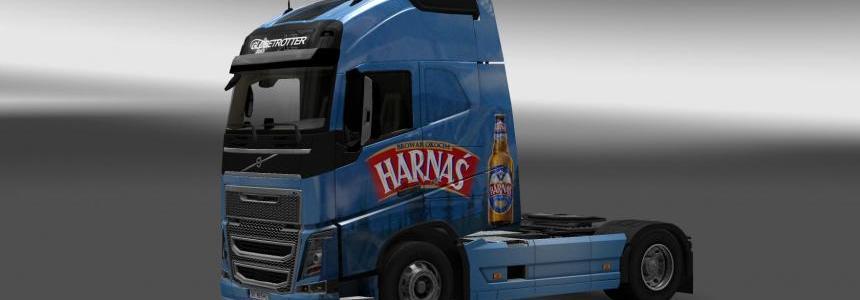 Volvo FH16 - Harnas