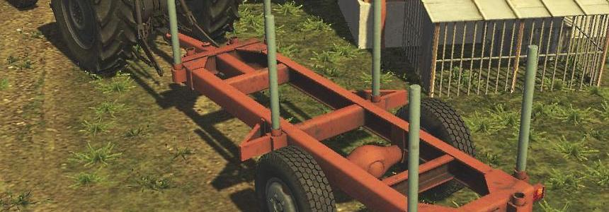 Wood trailer (Kare)