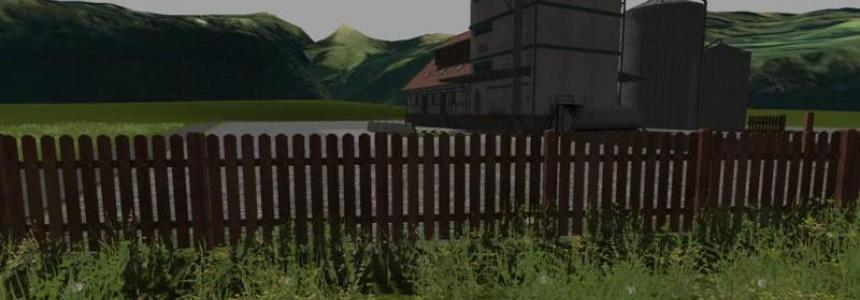 Wooden Fence Pack v1.0
