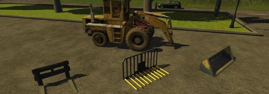 ZTS UN 053.1 wheel loader v2.1 Fixed