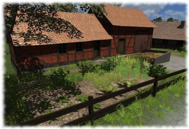 Barns and buildings set part 3 v1.0