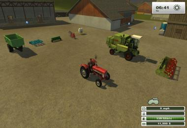 Default FS11 starting modpack V1.1 for FS13