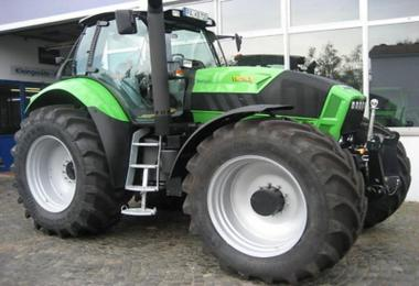 Deutz with dual tires v1.0