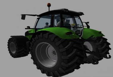 Deutz with passenger v1.0