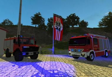 Fire Department flag v1.0