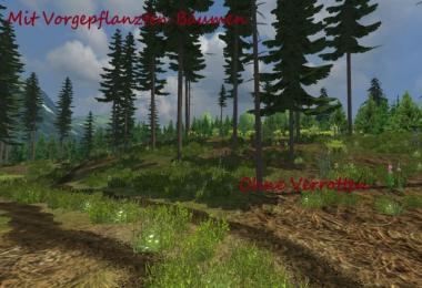 Mountain valley forest Edition v1.1
