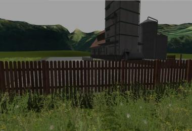 Wooden Fence Pack v1.0