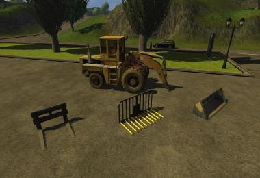 ZTS UN 053 1 Wheel Loader v2.2 Fix