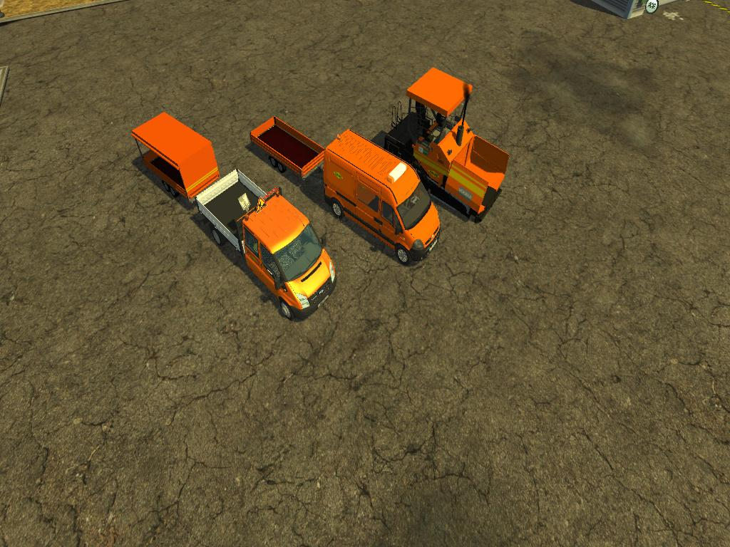 Colas mod pack v2 0 for Pack travaux