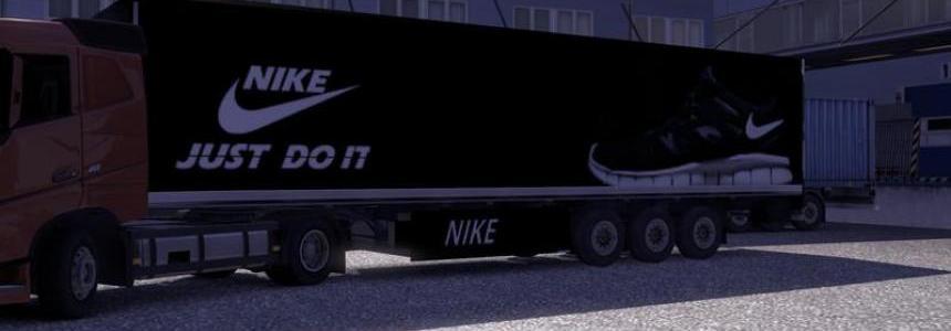 Nike Trailer Skin
