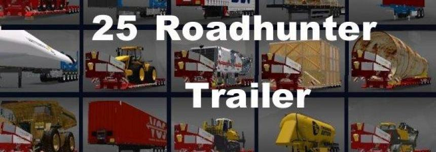 25 Roadhunter Trailer in One Pack v1