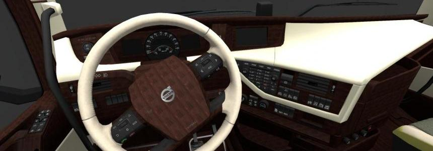 Tree and leather interior v1.0