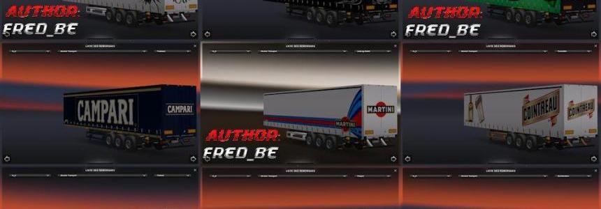 Alcohol Transport Trailers Pack