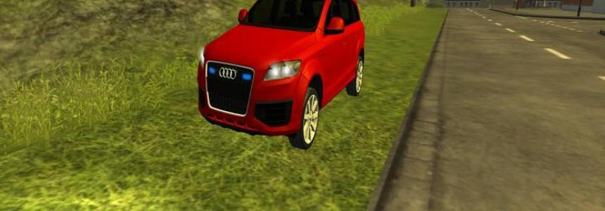 Audi Q7 KdoW v1.0
