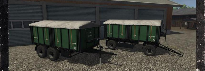 Brantner Z18051 Pack Trailer v1.0