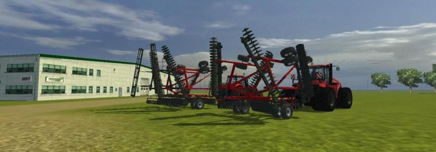 Case IH Wing Disk Pack