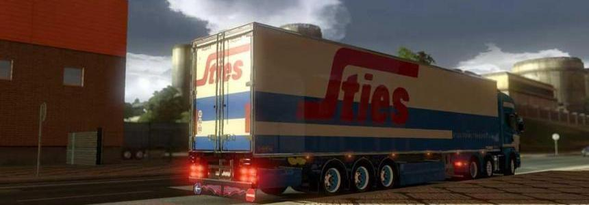 Chereau Sties Trailer