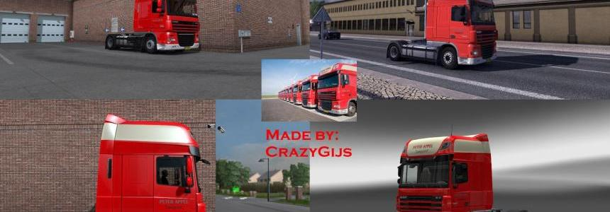 DAF Peter Appel Skin Pack