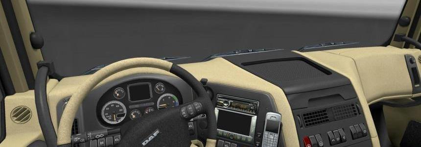 DAF XF - HD Interior v2.2
