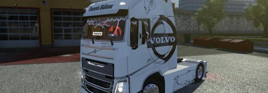 Danish Volvo Truck Show v1.0