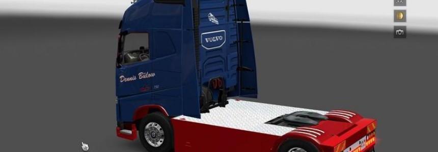 Danish Volvo Truck Show v1.1 fixed