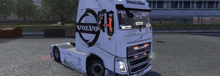 Danish Volvo Truck Show v1.1