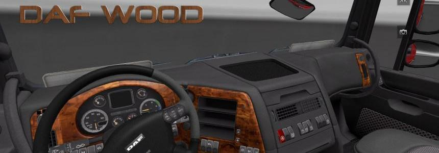 Dark/Gray Interior for Iveco Hi-Way