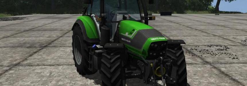 Deutz Agrotron 6190P v1.0 MR