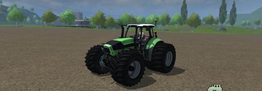 Deutz Agrotron X720 tuning v1.0
