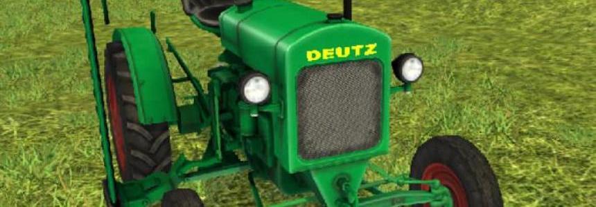Deutz F 1 M 414 v3.0