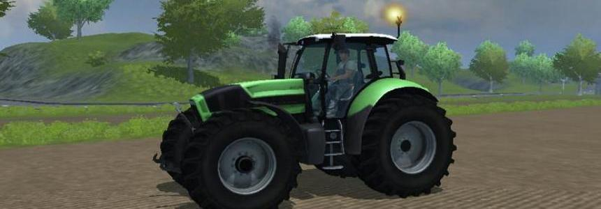 Deutz Fahr Agrotron X720 v0.1