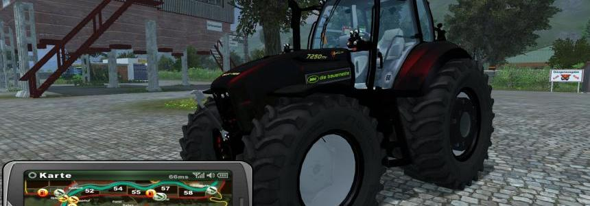 Deutz TTv 7250 Special Red v1