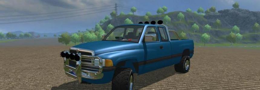 Dodge Ram 2500 4x4 Texas Ranger v1.0