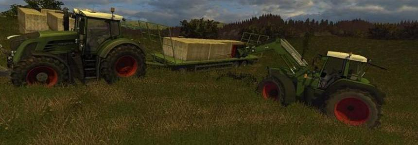 Easy Bale Handling Automatic fork v1.0 by acert